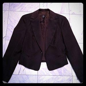 BCBG Tuxedo-style Jacket